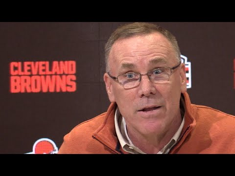 Browns' John Dorsey tried to trade into 1st round for 3 players but 'I'm very happy to have Odell Beckham as the 17th pick'