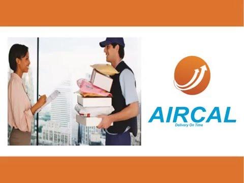 Aircal logistics ltd courier and cargo Presentation