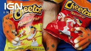 Movie About Flamin' Hot Cheetos Founder is Coming - IGN news