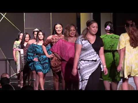Pasifica Fashion Show and Design