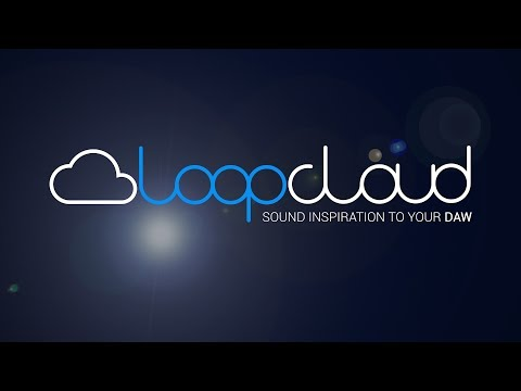 Loopcloud from Loopmasters - Sound Inspiration to your DAW - Timelapse Promo