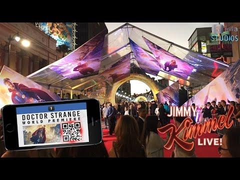 I WENT TO: Doctor Strange World Premiere