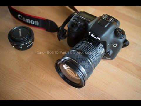 ลองจับ Canon EOS 7D Mark II โดยพี่หาว