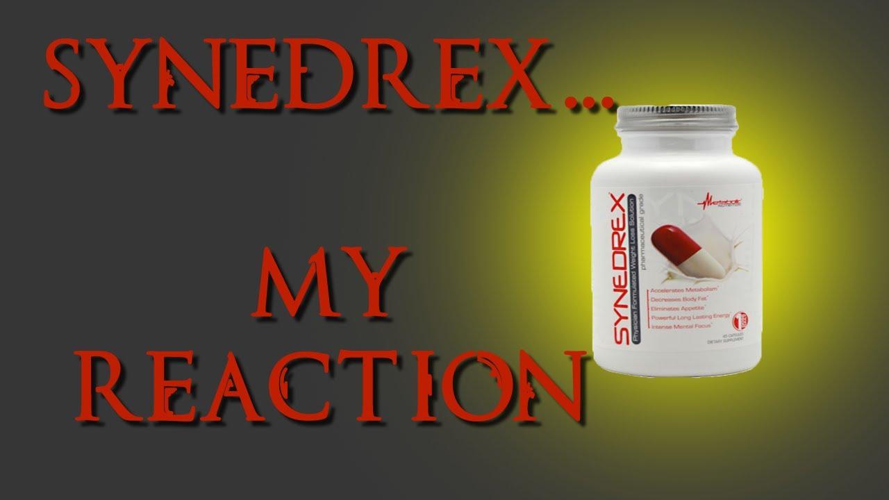riebalų degintojas synedrex