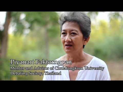 Youth Exchange: Environmental Academy Thailand