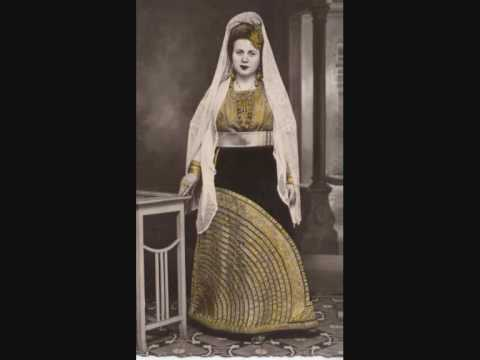 Sephardic Jewish Turkish Haketia song- Landariko