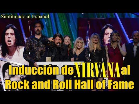 Make Inducción de Nirvana al Rock and Roll Hall of Fame - (En Español) MeDicenCARL Snapshots