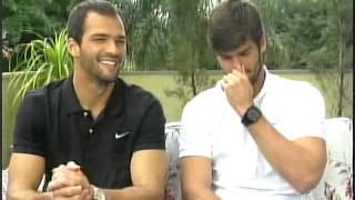 Arisson &  Muriel - Irmãos que briga pela Titularidade no Gol do Internacional RS