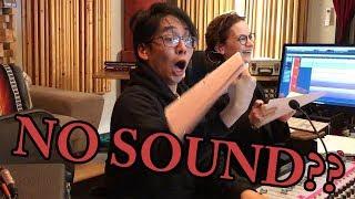 NO SOUND VIOLIN CHALLENGE feat. Hilary Hahn