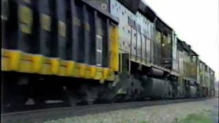 The Heritage Series - Early CSX