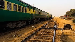 Tezgam - The Mayanaaz Train of Pakistan - Arrival | Coupling &…