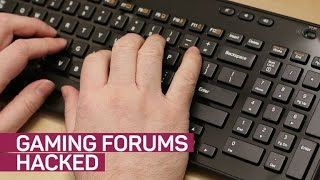 Gaming forum hacks include details of over 4 million accounts