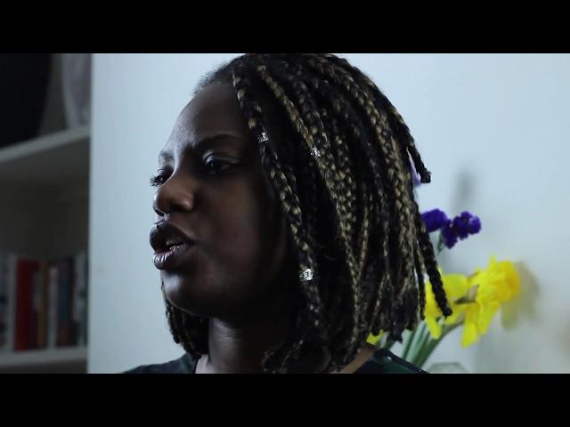 Mary Magdalene:  Live Art Performance with Tumi Oduale FT Leine-Marie Daini