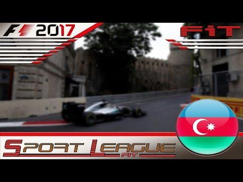 Sport League F1 2017 #08 GP Azerbaijan Baku 04.12.17 - Live Streaming 1080p