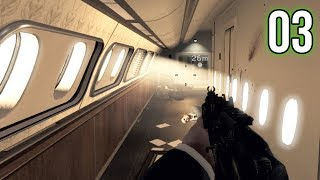 Modern Warfare 3 Campaign - Part 3 - Presidential Plane Hijacking