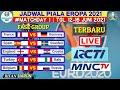 Jadwal Euro 2021 | Piala Eropa 2021 Matchday 1 Fase Grup Terbaru | Live Rcti & Mnc tv