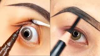Beautiful Eye Makeup Tutorial Compilation ♥ 2019 ♥ #323