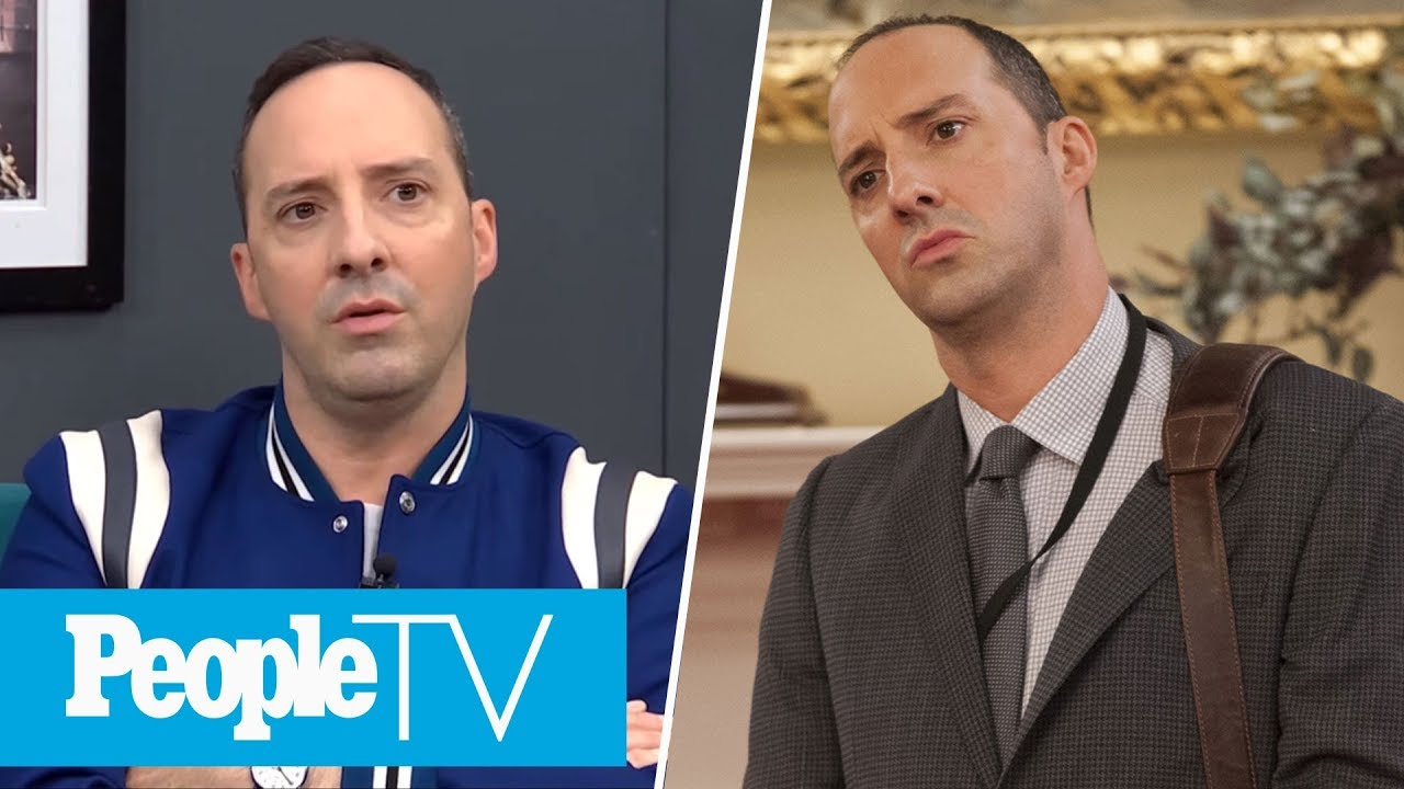 Tony Hale Speculates On Gary's Future After Shocking 'Veep' Finale | PeopleTV | Entertainment Weekly