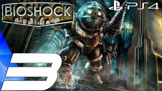 BioShock Remastered (PS4) - Gameplay Walkthrough Part 3 - Arcadia 1080P 60FPS