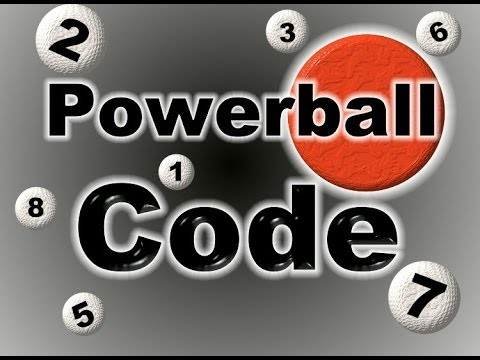 How To Win Powerball Using Code No 4s No 9s