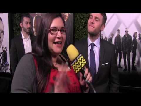 Agents of SHIELD 100th Episode Celebration  with Iain De Caestecker