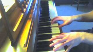 Amos Lee - Colors (piano cover)
