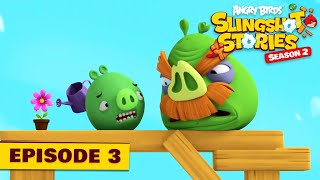 Angry Birds Slingshot Stories S2   Fearsome Flora Ep.3