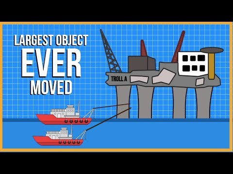 What is the Largest Object Ever Moved by Man?