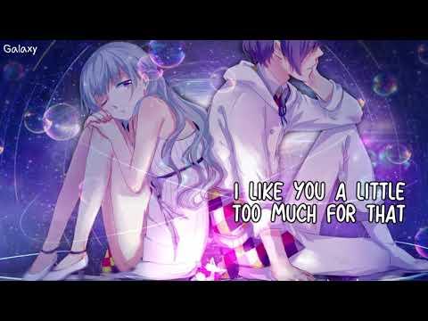 「Nightcore」→ Just Friends - (Lyrics)