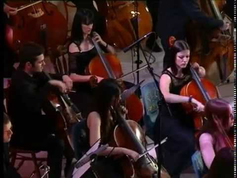 Nikolay RimskyKorsakov  Fantasia on Serbian Themes Russian -Easter Overture