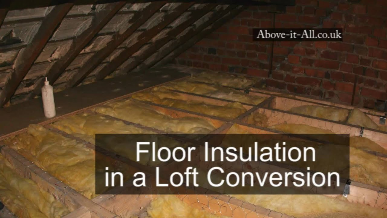 loft conversion ideas dormer - Floor Insulation in a Loft Conversion UK