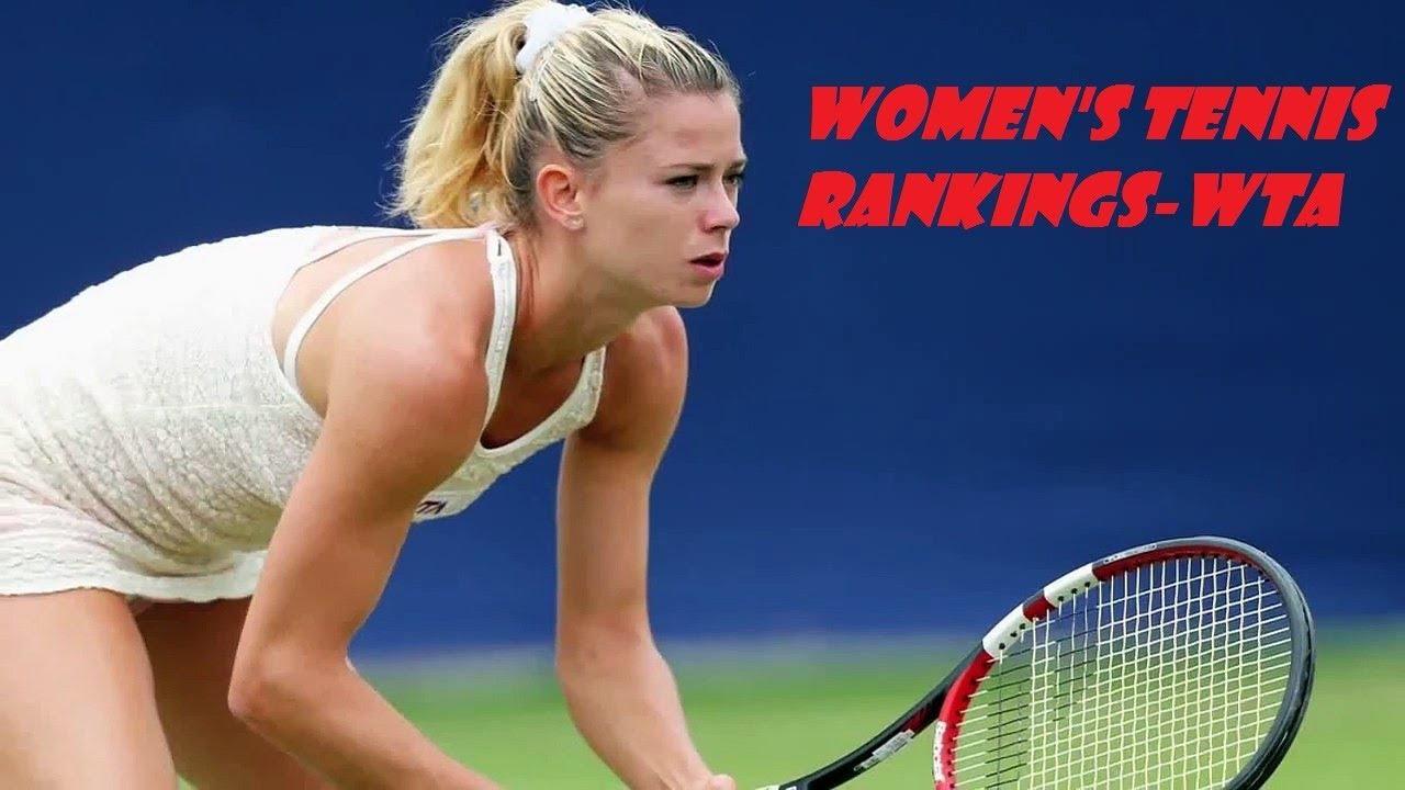 WomenS Tennis Rankings