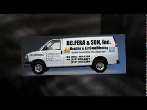 Best HVAC Company - Kennett Square Pa - Delfera & Son