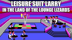 LEISURE SUIT LARRY Adventure Game Gameplay Walkthrough - No Commentary Playthrough
