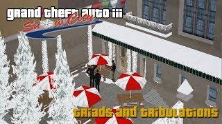 GTA III Snow City Mission #18 - Triads And Tribulations