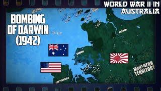 Download lagu WW2 in Australia | Bombing Of Darwin (1942)