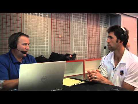 Bob Myers Summer League Interview - Part 1
