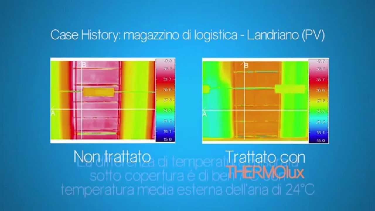 Pitture Termiche Per Interni.Pittura Termica Nanotecnologia Barozzi Vernici Youtube