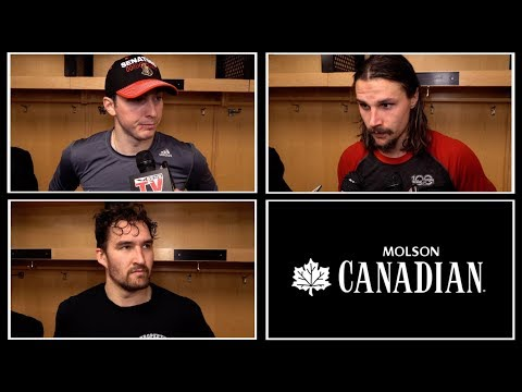Sens react to trade