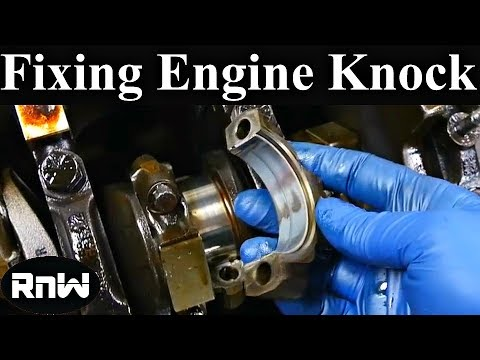 Fixing a Rod Knock - Engine Disassembly and Tear Down
