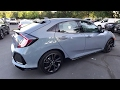 2017 HONDA CIVIC HATCH Redding, Eureka, Red Bluff, Northern California, Sacramento, CA 17H614