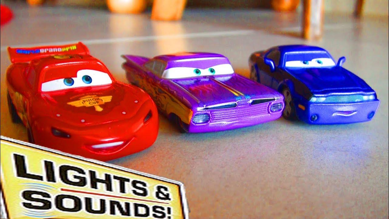 Cars 2 Lights And Sounds Talking Ramone Rod Torque Redline