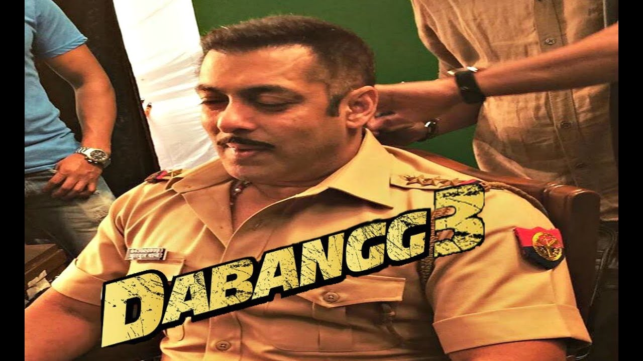 Leaked - Salman Khan Dabangg 3 First Look - YouTube Dabangg