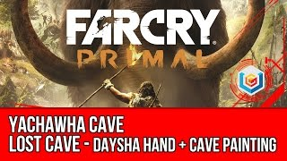 Far Cry Primal - Yachawha Cave Guide - Daysha Hand + Cave Painting (Collectibles)