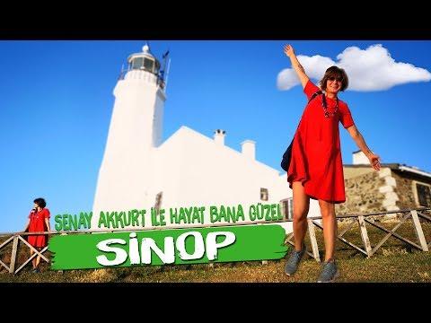 Karadeniz Tatili - Sinop - Şenay Akkurt'la Hayat Bana Güzel ( Sinop vlog)
