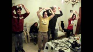 Wii Party challenge & Just Dance 2 (second season) XD
