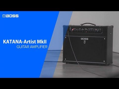BOSS KATANA-Artist MkII - The Ultimate Katana Experience feat. Andy James