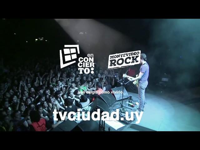 TV Ciudad presenta Montevideo Rock 2017