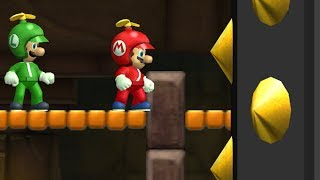 New Super Mario Bros. Wii - 2 Player Co-Op - #11