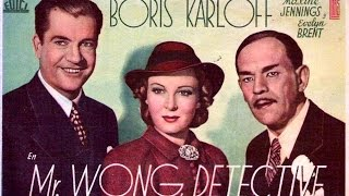 ★ Mr Wong Detective ✘ film completo 1938 ✪ by ☠Hollywood Cinex™ William Nigh